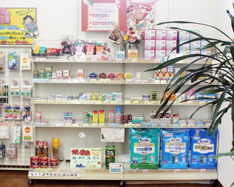 一般薬販売